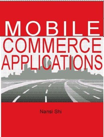 Download Mobile Commerce Applications