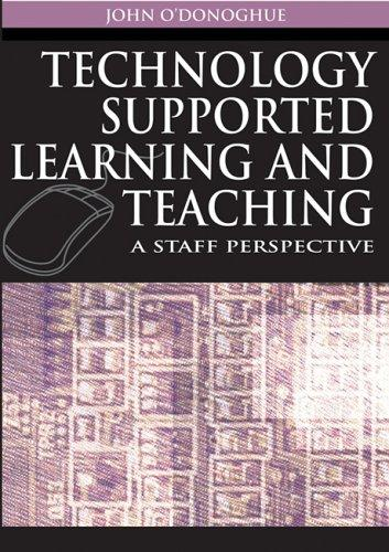 Download Technology Supported Learning And Teaching