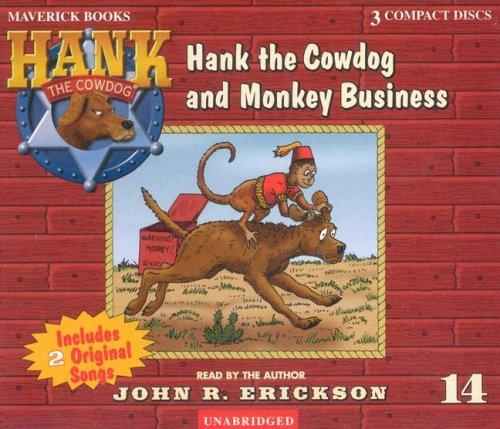 Monkey Business (Hank the Cowdog)