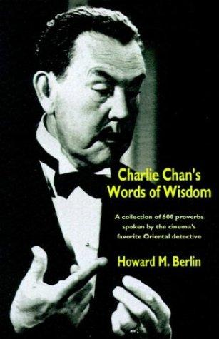 Download Charlie Chan's Words of Wisdom