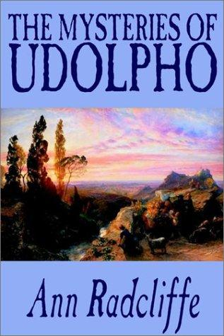 Download The Mysteries of Udolpho