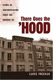 There Goes The 'Hood Views Of Gentrification From The Ground Up PDF Download