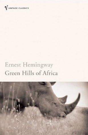 Download Green Hills of Africa (Vintage Classics)