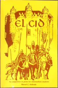 Cover of: El Cid | Marcel Charles Andrade