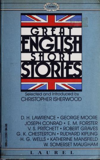 Great English Short Stories by Christopher Isherwood
