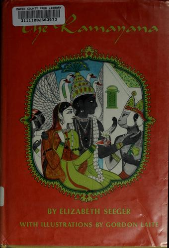 The Ramayana by Elizabeth Seeger