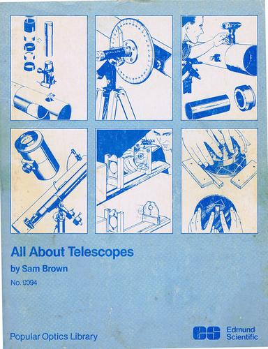 All about telescopes by Brown, Sam