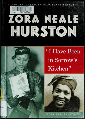 Zora Neale Hurston by Laura Baskes Litwin