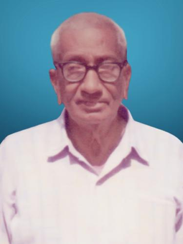 Photo of Dwarkanath Gajanan Gupte