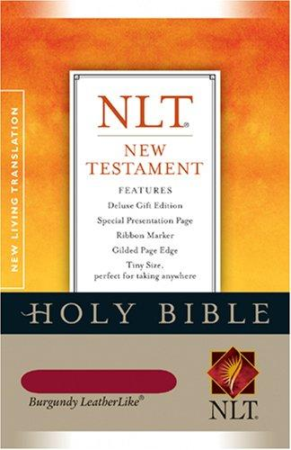 New Testament by Tyndale