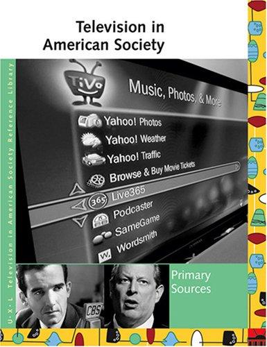 Television in American Society