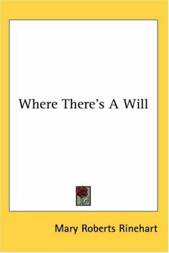 Where There's A Will