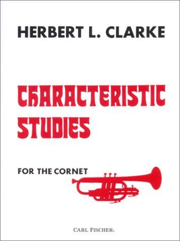 Characteristic Studies for the Cornet by Herbert Clark