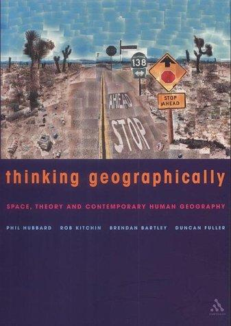 Thinking Geographically by Phil Hubbard