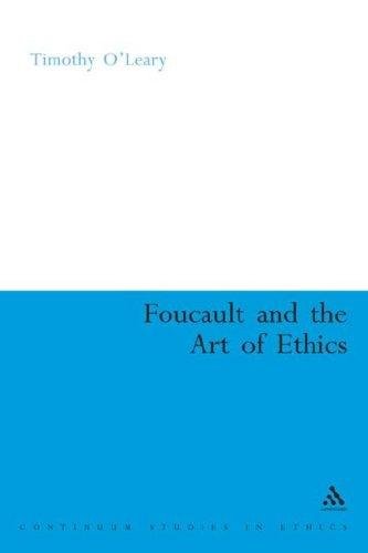 Foucault by Timothy O'Leary