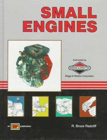 Small engines by R. Bruce Radcliff