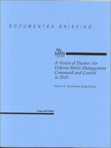 A vision of theater air defense battle management command and control in 2010 by Edward R. Harshberger