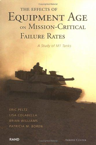 The Effects of Equipment  Age on Mission Critical Failure Rates by Eric Peltz
