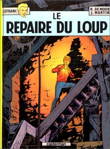 Lefranc, tome 4 by Jacques Martin