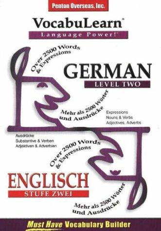 Vocabulearn German